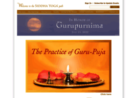 Siddhayoga.org thumbnail