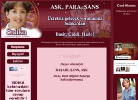 Sidika-falci.com thumbnail