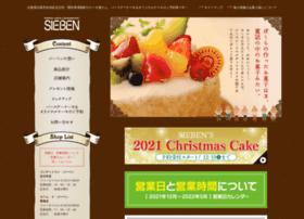 Sieben.co.jp thumbnail
