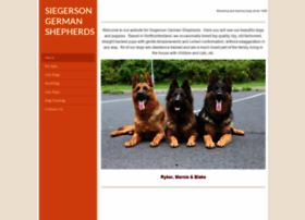 Siegerson.co.uk thumbnail