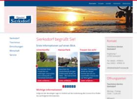 Sierksdorf.de thumbnail