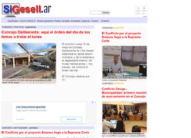 Sigesell.com.ar thumbnail