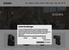 Sigma-foto.de thumbnail