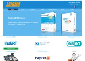 Sigma-katowice.pl thumbnail