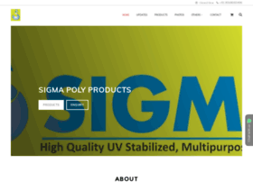 Sigmapolyproducts.in thumbnail