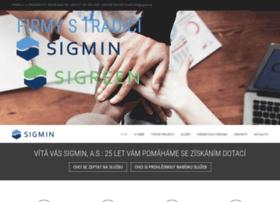 Sigmin.cz thumbnail