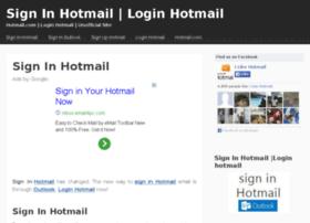 Sign-inhotmail.org thumbnail