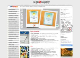 Sign-supply.si thumbnail
