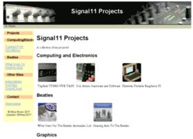 Signal11.org.uk thumbnail