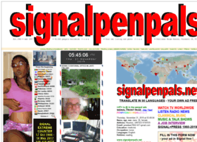 Signalpenpals.net thumbnail