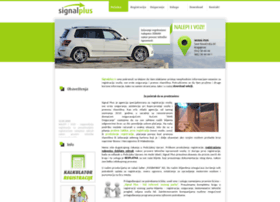 Signalplus.rs thumbnail