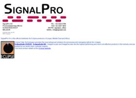Signalpro.be thumbnail