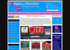 Signsforchurches.co.uk thumbnail