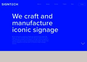 Signtech.co.nz thumbnail