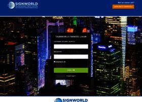 Signworldowners.org thumbnail