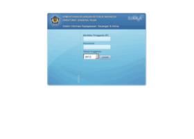 sikka.pajak.go.id at WI. SIKKA - Sistem Informasi Keuangan