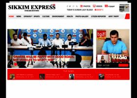 Sikkimexpress.com thumbnail