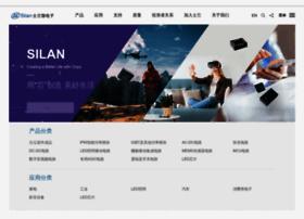 Silan.com.cn thumbnail