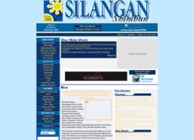 Silangan-shimbun.com thumbnail