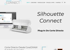 Silhouetteconnect.net thumbnail