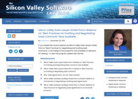 Siliconvalleysoftwarelaw.com thumbnail