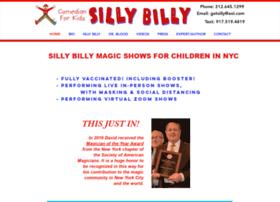 Sillybillymagic.com thumbnail
