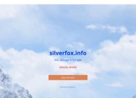 Silverfox.info thumbnail