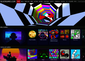 Silvergames.com thumbnail