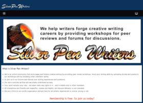 Silverpenwriters.org thumbnail