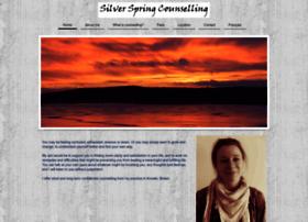 Silverspringcounselling.co.uk thumbnail