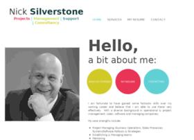 Silverstone.me.uk thumbnail