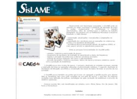 Simade.caedufjf.net thumbnail
