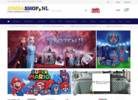 Simbashop.nl thumbnail
