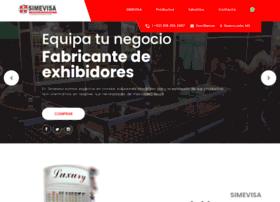 Simevisa.com.mx thumbnail