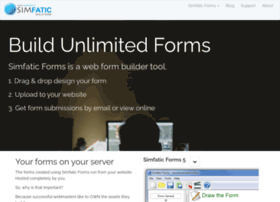 Simfatic-forms.com thumbnail