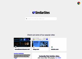 Similarsites.com thumbnail