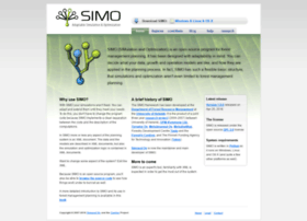 Simo-project.org thumbnail