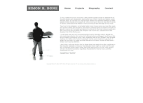 Simonbone.co.uk thumbnail