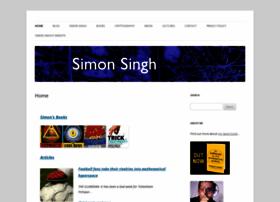 Simonsingh.net thumbnail