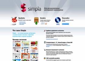 Simplacms.ru thumbnail