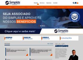 Simplas.com.br thumbnail