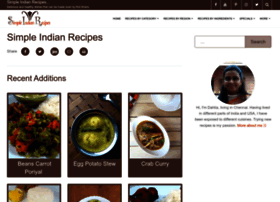 Simpleindianrecipes.com thumbnail