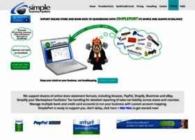 Simpleport.net thumbnail