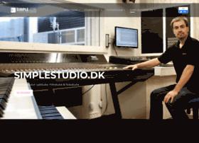 Simplestudio.dk thumbnail