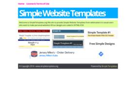 Simpletemplates.org thumbnail