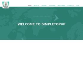 Simpletopup.in thumbnail