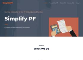 Simplifypf.com thumbnail