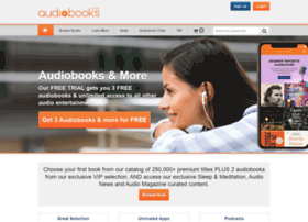 Simplyaudiobooks.ca thumbnail
