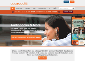 Simplyaudiobooks.com thumbnail