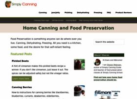 Simplycanning.com thumbnail